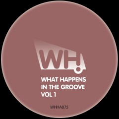 V/A – What Happens In The Groove Vol 1 [WHHA075]