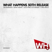 V/A – What Happens 50th Release [WHHA050]