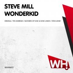 Steve Mill – Wonderkid [WHHA012]