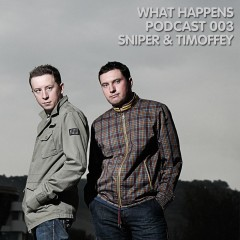 Podcast 003 – Sniper & Timoffey (KZ)