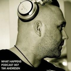Podcast 007 – Tim Andresen (DK)
