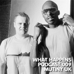 Podcast 009 – Mutiny UK (UK)