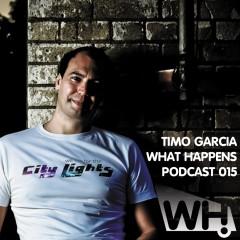 Podcast 015 – Timo Garcia (UK)