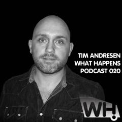 Podcast 020 – Tim Andresen (DK)