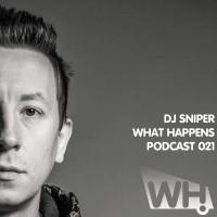 Podcast 021 – DJ Sniper [KZ]