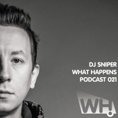 Podcast 021 – DJ Sniper [KZ]