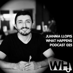 Podcast 025 – Juanma Llopis (ES)