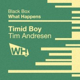What Happens With Timid Boy + Tim Andresen